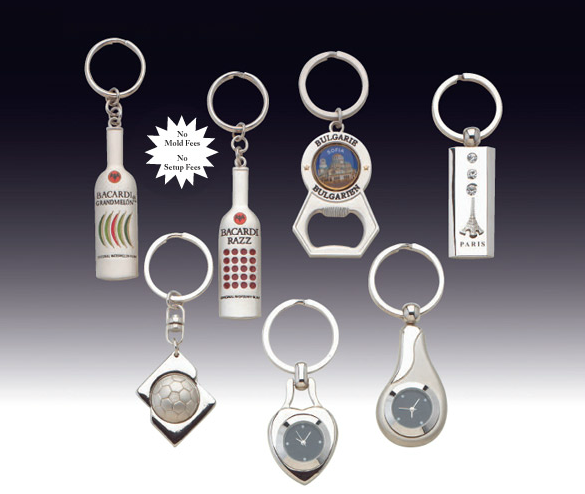 Designer Key Tags
